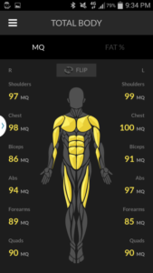 Skulpt Aim - Muscle Quality Front
